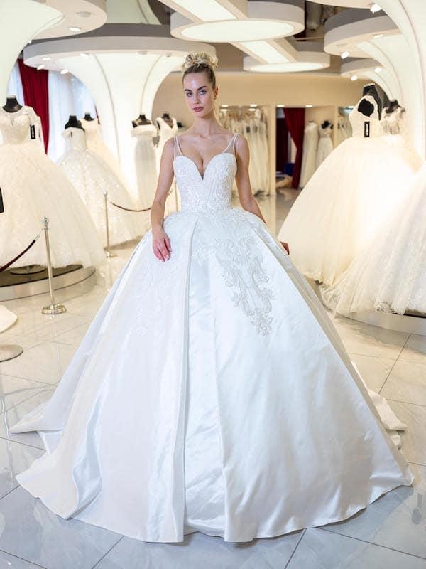 Brautkleider in Berlin kaufen | Hochzeitsmode